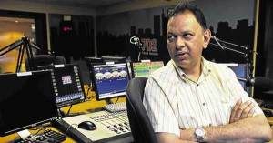 Yusuf Abramjee is on a crusade to end crime. (Image: Yusuf Abramjee)